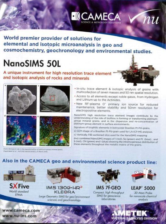 NanoSIMS