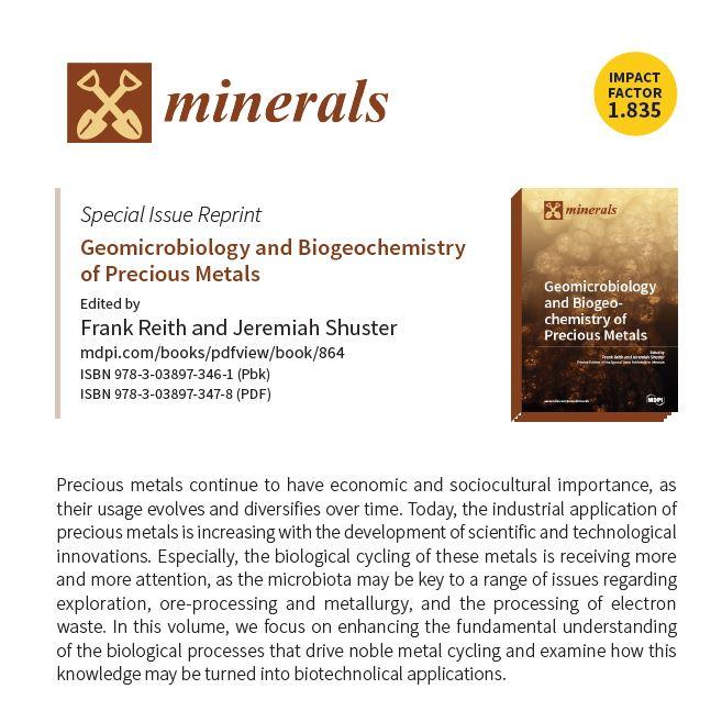 Minerals Spec-ed